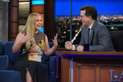 Amy Schumer - The Late Show with Stephen Colbert: May 2nd 2017