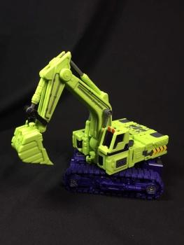 [Toyworld] Produit Tiers - Jouet TW-C Constructor aka Devastator/Dévastateur (Version vert G1 et jaune G2) - Page 3 5ERKsME8