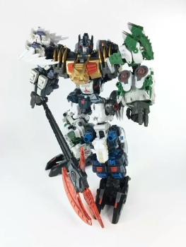 [FansProject] Produit Tiers - Jouet Saurus Ryu-oh aka Dinoking (Victory) | Monstructor (USA) - Page 2 5sVVFLWu