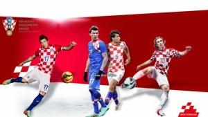 PES 2014 Croatia NT Start Screen