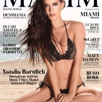 Magazine Maxim South Africa – August 2016