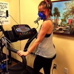 Minka Kelly Exercising in Malibu - 2/12/15