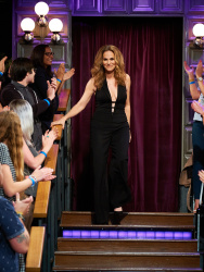 Amy Brenneman - The Late Late Show with James Corden: May 10th 2017