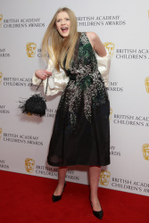 Poppy Lee Friar - 20th British Academy Children's Awards @ The Roundhouse in London - 11/22/15