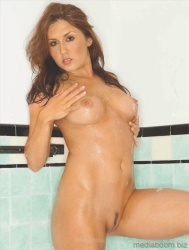 Amie Lou in Playboys Nudes 2012 USA Special Edition
