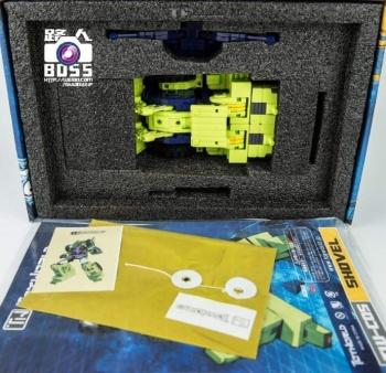 [Toyworld] Produit Tiers - Jouet TW-C Constructor aka Devastator/Dévastateur (Version vert G1 et jaune G2) - Page 4 TqYSoIWS