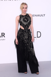Diane Kruger - amfAR's 24th Cinema Against AIDS Gala at 70th Cannes Film Festival - 67 Adds