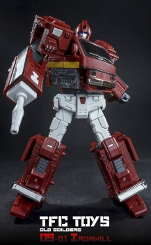 [TFC Toys] Produit Tiers - OS-01 Ironwill (aka Ironhide/Rhino) & OS-03 Medic (aka Ratchet/Mécano) - Page 2 84S2g0ft
