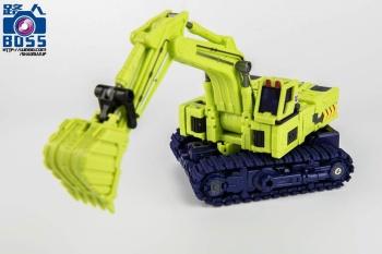 [Toyworld] Produit Tiers - Jouet TW-C Constructor aka Devastator/Dévastateur (Version vert G1 et jaune G2) - Page 3 PrTn0o6E