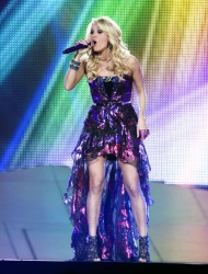 Carrie Underwood - performs at the Mandalay Bay Event Center in Las Vegas 3/2/13