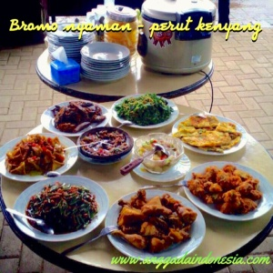 kuliner Bromo