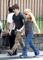 Джессика Честейн, фото 2296. Jessica Chastain 'The Disappearance of Eleanor Rigby' Set in New York City - July 24, 2012, foto 2296
