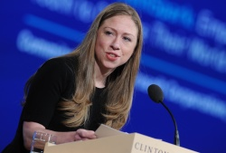 Chelsea Clinton - Clinton Global Initiative 2015 Annual Meeting: Day Four @ the Sheraton Time Square in NYC - 09/29/15