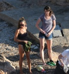 Sarah Jessica Parker - one piece bathing suit Ibiza August 26-2015 x80