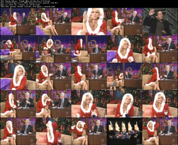 Pamela Anderson - Tonight Show with Jay Leno - 12-19-05