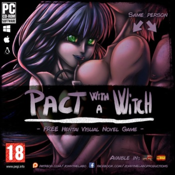 Pact with a Witch – Interactive Visual Novel – Version 0.2.5