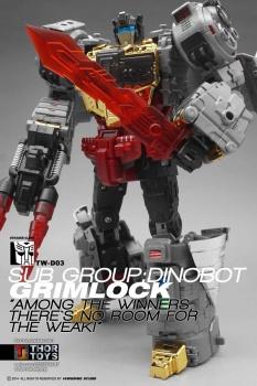 [Toyworld][ZetaToys] Produit Tiers - Jouet TW-D aka Combiner Dinobots - Page 2 Qry3xHkB
