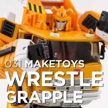 [Maketoys] Produit Tiers - Jouet MTRM-05 Wrestle - aka Grapple/Grappin - Page 2 XBbk5BIW