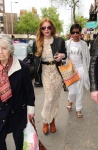 Lindsay Lohan out and about in London May 4-2015 x18