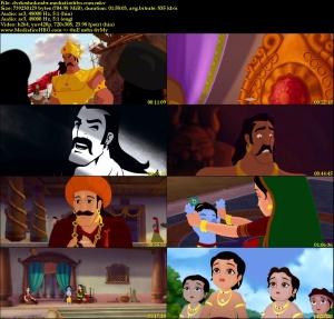 Krishna Aur Kans (2012) DVDRip 480p BRRip Dual Audio