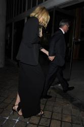 Sean Penn - Charlize Theron and Sean Penn - seen leaving Royal Festival Hall. London - February 16, 2015 (153xHQ) EnPTkSQJ