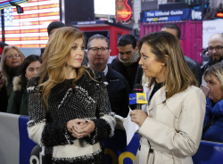 Connie Britton - Good Morning America: February 7th 2017
