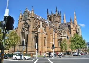 St Andrew's Cathedral, Sydney