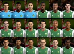 Download PES 2013 Portland Timbers Facepack by cirkac-95