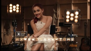 Ariana Grande - Nickelodeon Screen Test 2012 576p SDMania