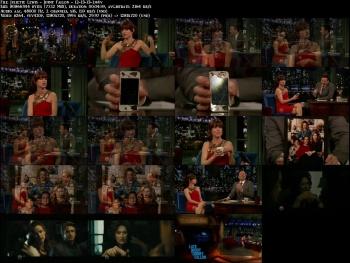 Juliette Lewis - Jimmy Fallon - 12-13-13