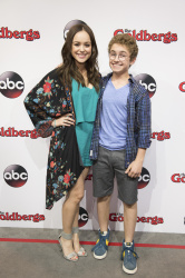 Hayley Orrantia - 2015 D23 Expo: Day Three @ the Anaheim Convention Center in Anaheim - 08/16/15