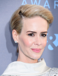 Sarah Paulson - 21st Annual Critics' Choice Awards @ Barker Hangar in Santa Monica - 01/17/15