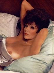 joan collins nude photos