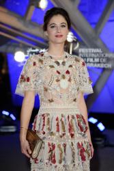 Melanie Bernier - 15th Marrakech International Film Festival Mr. Holmes Premiere & Tribute to Madhuri Dixit in Marrakech - 12/05/15