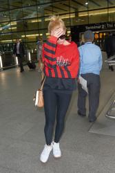 Margot Robbie - At Heathrow Airport 6/26/15