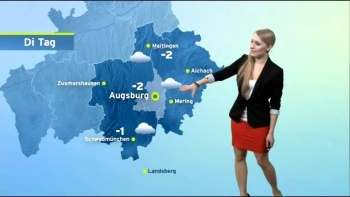 Anna Gröbel -Augsburg TV -Allemagne AdsqvmoY