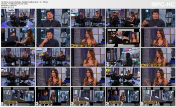 Audrina Patridge - Big Morning Buzz Live - 10-1-14