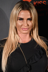 Katie Price - Kiss FM Haunted House Party 2016 @ the SSE Arena in Wembley - 10/27/16