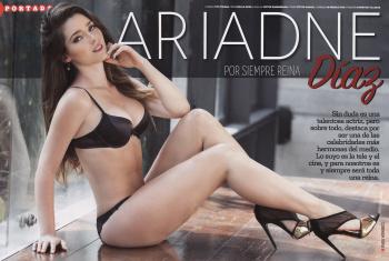 Andrea Garcia – H Extremo Mexico Agosto 2011 – [Digital