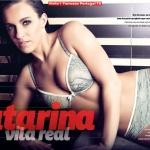 Gatas QB - Catarina Vila Real Revista J 377