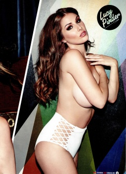 Lucy Pinder - Zoo September 2015 Scans