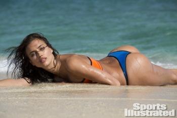 Irina Shayk - Sports Illustrated 2014 Swimsuit Issue