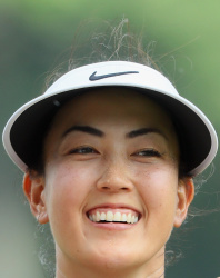 Michelle Wie - 2017 HSBC Women's Champions Round Two @ Sentosa Golf Club in Singapore - 03/03/17