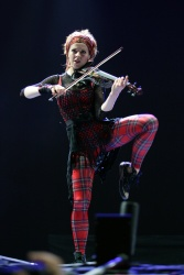 Lindsey Stirling - 2015 Life Is Beautiful Festival: Day One in Downtown Las Vegas - 09/25/15