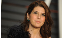 "Marisa Tomei ""2015 Vanity Fair Oscar Party hosted by Graydon Carter at Wallis Annenberg Center for the Performing Arts in Beverly Hills"" (22.02.2015) 21x  C3prnWyt"