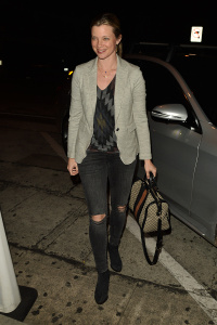 Amy Smart - Out Having Dinner at Craig's in West Hollywood - March 6th 2017
