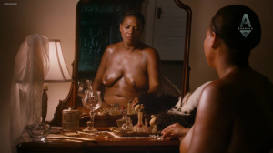 Watch: Queen Latifah & Tika Sumpter in Bed Together