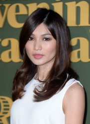 Gemma Chan - 2015 Evening Standard Theatre Awards @ The Old Vic Theatre in London - 11/22/15