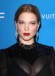 Lea Seydoux - 6th Biennial UNICEF Ball @ the Beverly Wilshire Four Seasons Hotel in Beverly Hills - 01/12/16