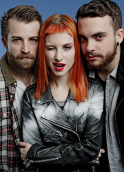 Paramore (Hayley Williams,  Jeremy Davis, Taylor York) - Chris McAndrew Photoshoot for The Guardian (February, 2013) - 35xHQ 6c1hr1Uo